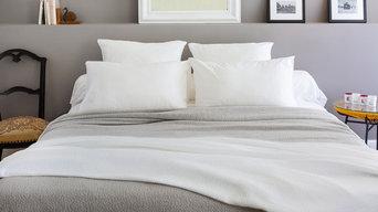 Chambre adulte - linge de lit - dessus de lit