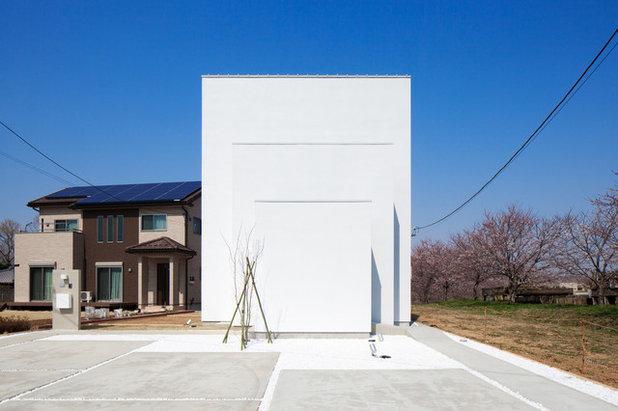 Modern  by 吉デザイン設計事務所(Kichi Architectural Design)