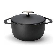 - キャセロール20cm〈マットブラック〉 - ダッチオーブン&キャセロール