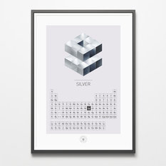 - A NEW TAKE ON THE PERIODIC TABLE - Teckningar & illustrationer