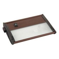 Maxim Lighting CounterMax MX-X12-LX 1-Light 1-Light Under Cabinet Kit in Anodi