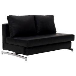 modern futons modern convertible sofa bed shop houzz  not your college futon  rh   houzz