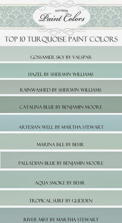 Benjamin Moore Palladian Blue Or Sw Rainwashed