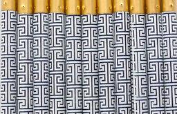 Sandy Cay Pattern Pens, Navy