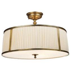 Traditional Flush-mount Ceiling Lighting by House Lighting Design