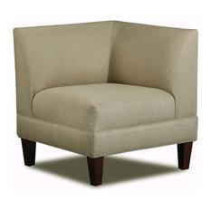 Briley Corner Chair, Sand