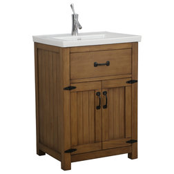 Simple Farmhouse Bathroom Vanities And Sink Consoles by Legion Furniture