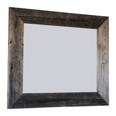 """Reclaimed Wood 16""""x20"""" Picture Frame, Natural"""