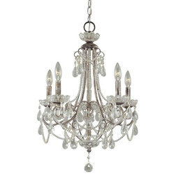 Marvelous Traditional Chandeliers by Designer Lighting and Fan