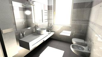 Esempi di progetti Ercego, bagno
