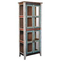 Shop Houzz: Reclaimed Wood Furniture Sale