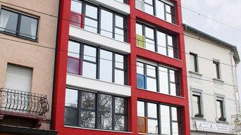 Sanierung 10-Familien Wohnhaus in Mannheim