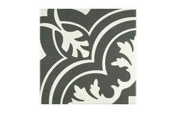 "7.75""x7.75"" Thirties Ceramic Floor/Wall Tiles, Set of 25"