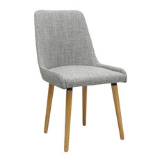 Capri Dining Chair, Grey