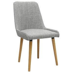 Capri Dining Chair, Grey