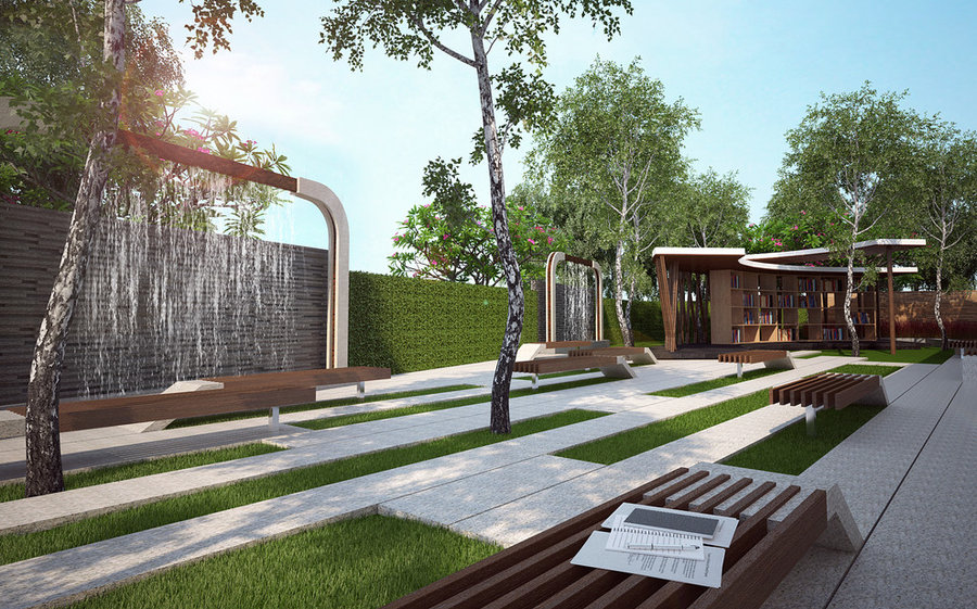 Mai House Hotel,-Landscaping 2