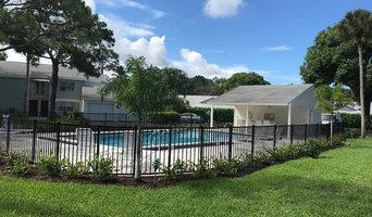 Commercial Aluminum Pool Code Fences