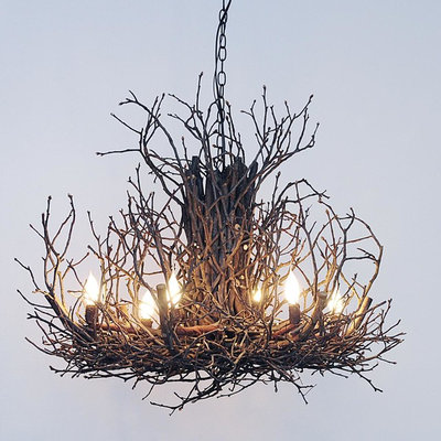 Simple Chandeliers by Shades of Light
