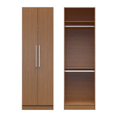 Bedroom Armoire Wardrobe Closet Windows And Doors Houzz
