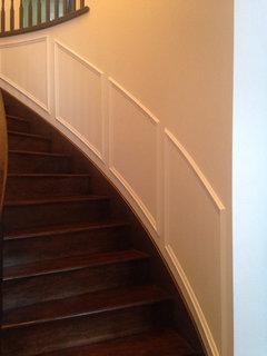 Height of stairway wainscoting on stairway decorating, stairway to success, stairway colors, stairway art, stairway wallpaper, stairway balusters, stairway painting, stairway bookcases, stairway windows, stairway drawing, stairway storage, stairway cabinets, stairway closets, stairway designs, stairway framing, stairway walls, stairway baseboard, stairway doors, stairway paneling, stairway down,
