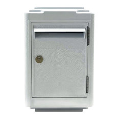 French 1945 Letter Box, Grey