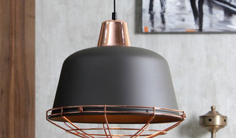Espian Industrial Lamp - Jainsons Emporio Lighting