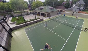 Residential Tennis Court