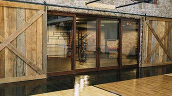 Lone Tree Rustic Home Wood Windows/Doors Project