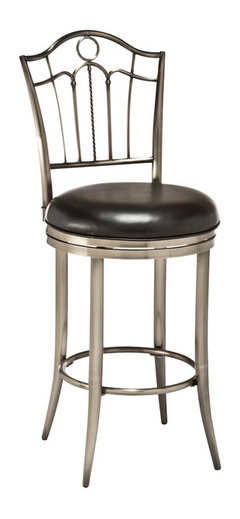 Cadman Backless Stool Traditional Bar Stools And
