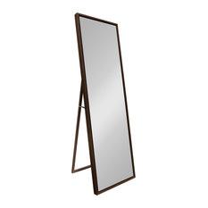Uniek - Evans Free Standing Floor Mirror with Easel - Floor Mirrors