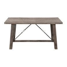 Emerald Home Dakota Gathering Table, Brown