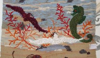 Arazzo Cavalluccio marino