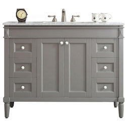 Marvelous Traditional Bathroom Vanities And Sink Consoles by Vinnova