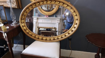 Oval mirror improvement
