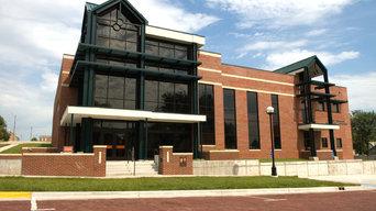 Webb-Brown Academin Center - C.C.C.C.