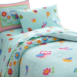 Beautiful Contemporary Kids Bedding by Wildkin