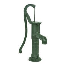 vidaXL Cast Iron Garden Hand Water Pump