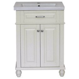 Traditional Bathroom Vanities And Sink Consoles by Home Elements Distribution LLC