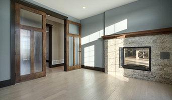 Springbank Modern Rustic Custom Home