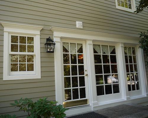 Window Amp Door Detail