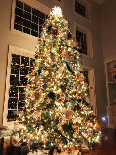 The Christmas Trees of Houzz