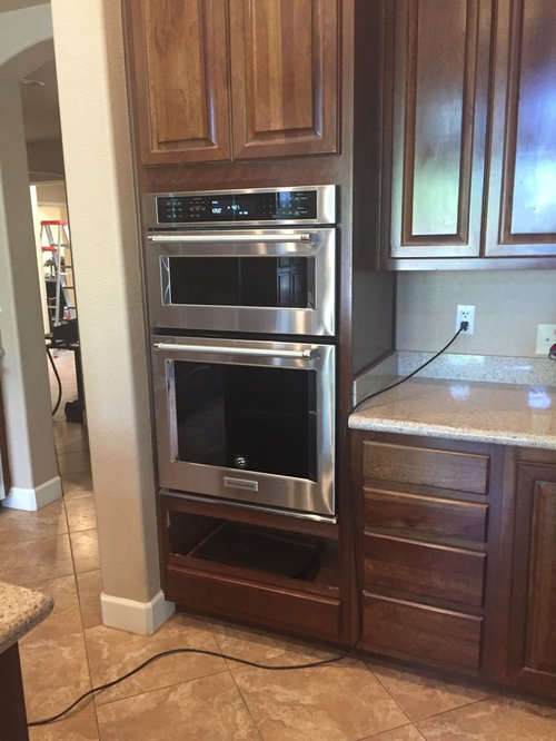 Cathedral Cabinet Help