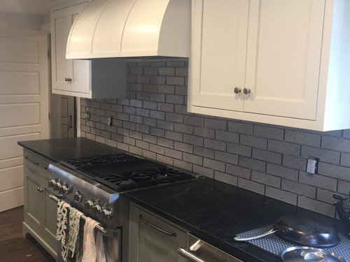 Dark Or Light Grout On Kitchen Backsplash Beauteous Grouting Kitchen Backsplash