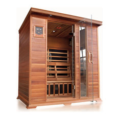 SunRay Savannah 3 Person Infrared Sauna
