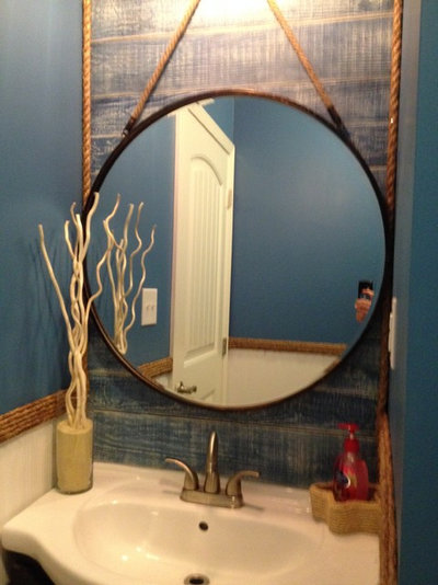 Cute Reader Bathroom A Surface Upgrade for in Kentucky