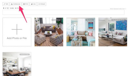 Inside Houzz: Sharing Houzz Ideabooks