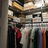 Coat/shoe organizer