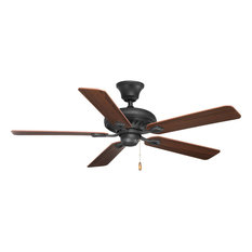 50 most popular traditional ceiling fans for 2018 houzz progress lighting signature indoor ceiling fans forged black ceiling fans aloadofball Gallery