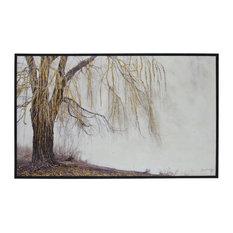 "Renwil ""Sunday"" Framed Canvas Art"