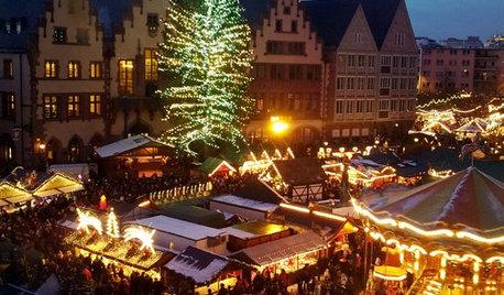 本場ドイツのクリスマスマーケットから素敵な照明を学ぶ